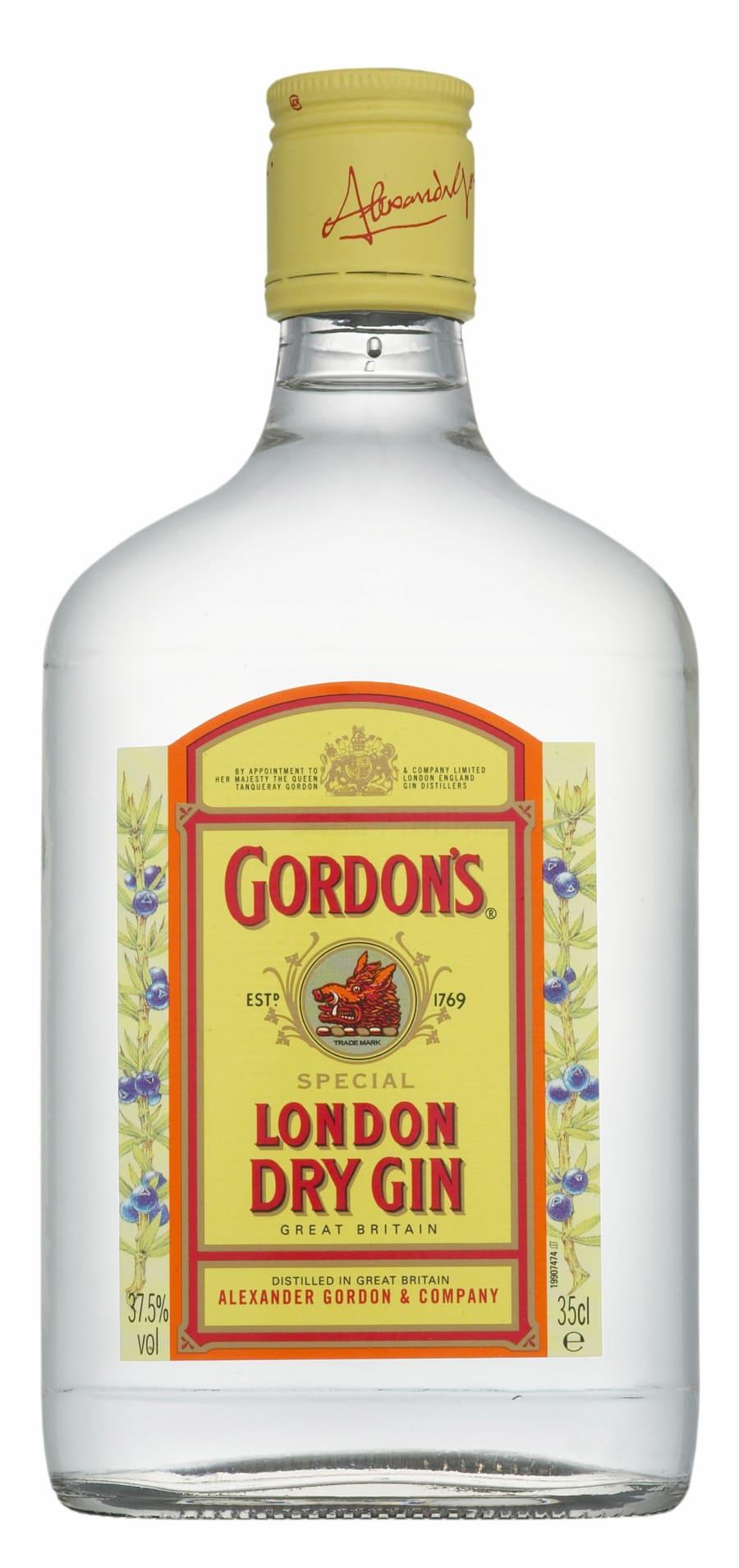 Rask Gordon's London Dry Gin   Alko CD-87