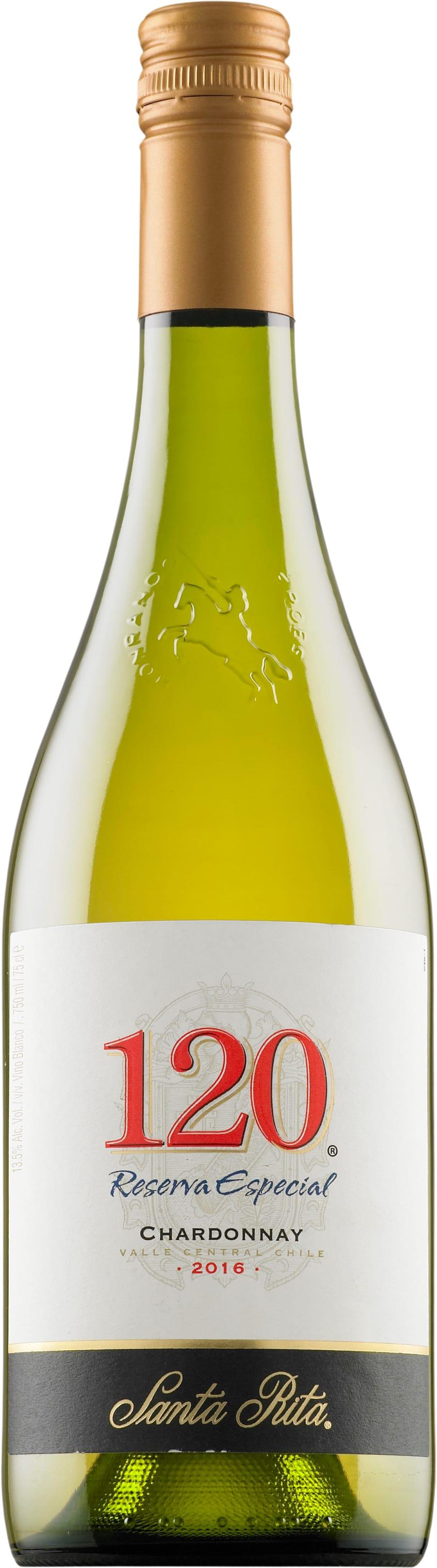 Santa Rita 120 Chardonnay 2018 Alko