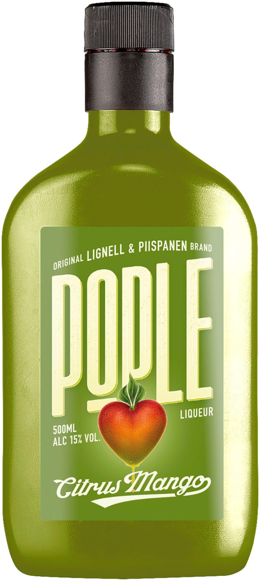 2e7161823 Pople Citrus Mango plastic bottle