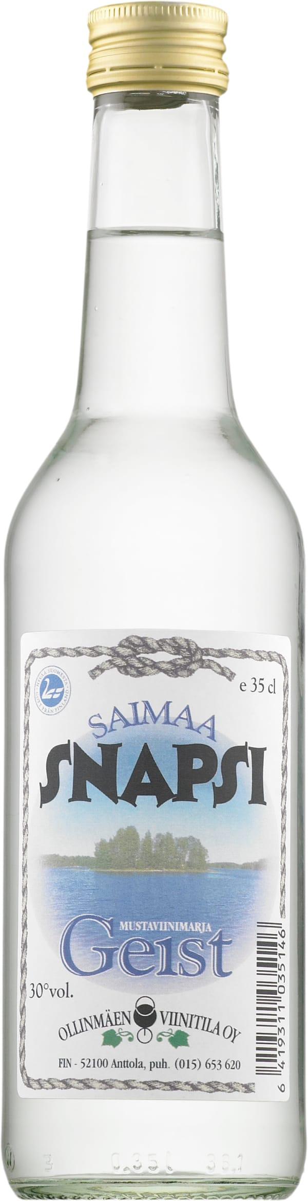 Saimaa Snapsi
