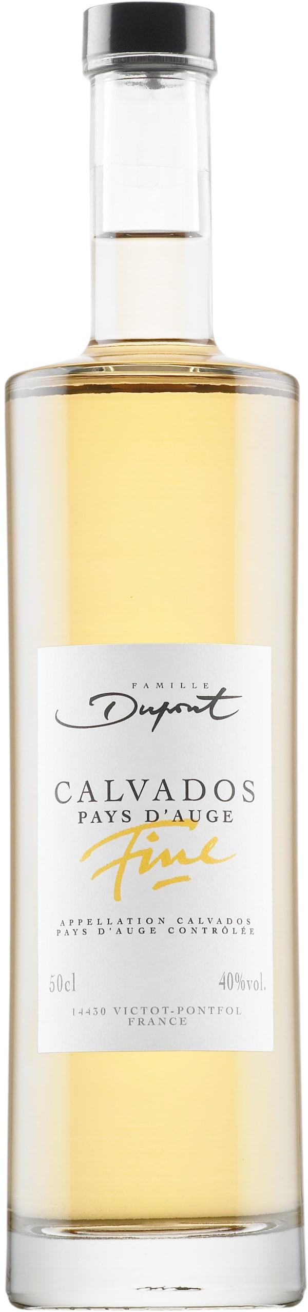 Dupont Fine Calvados