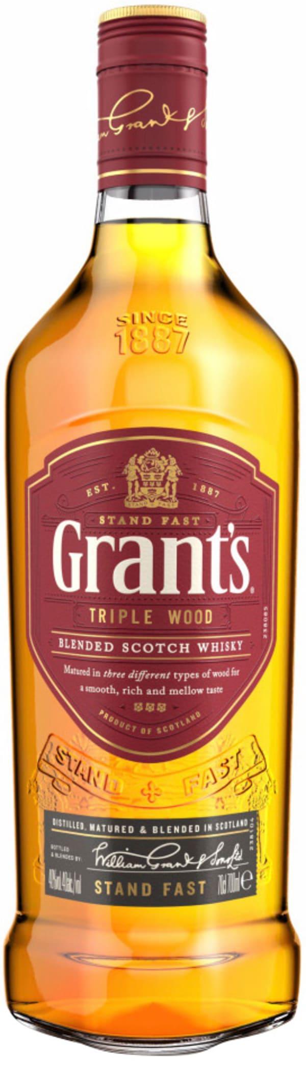 Grant`s Triple Wood