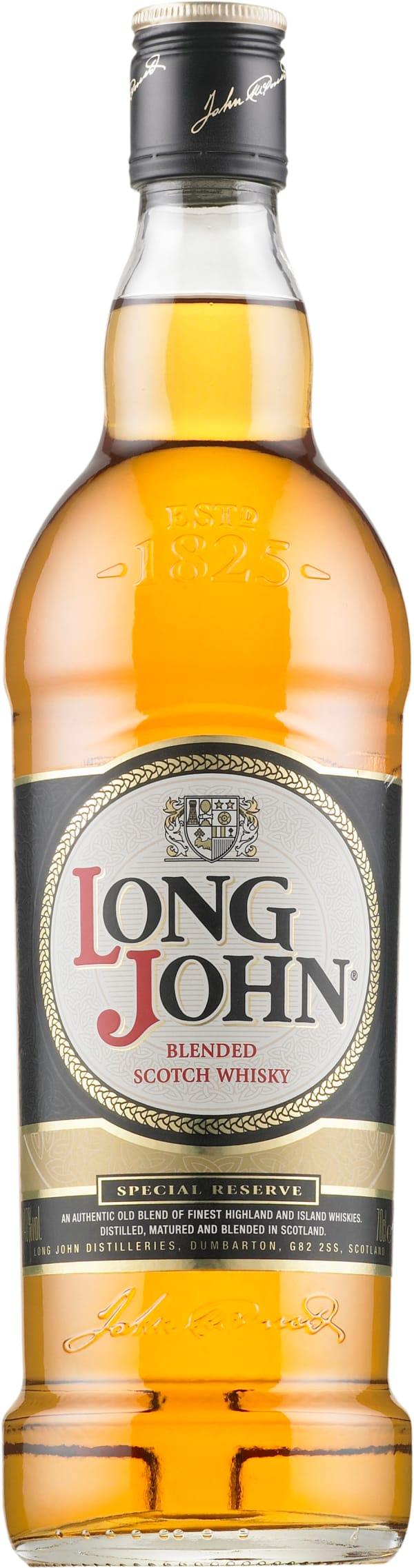 Long John