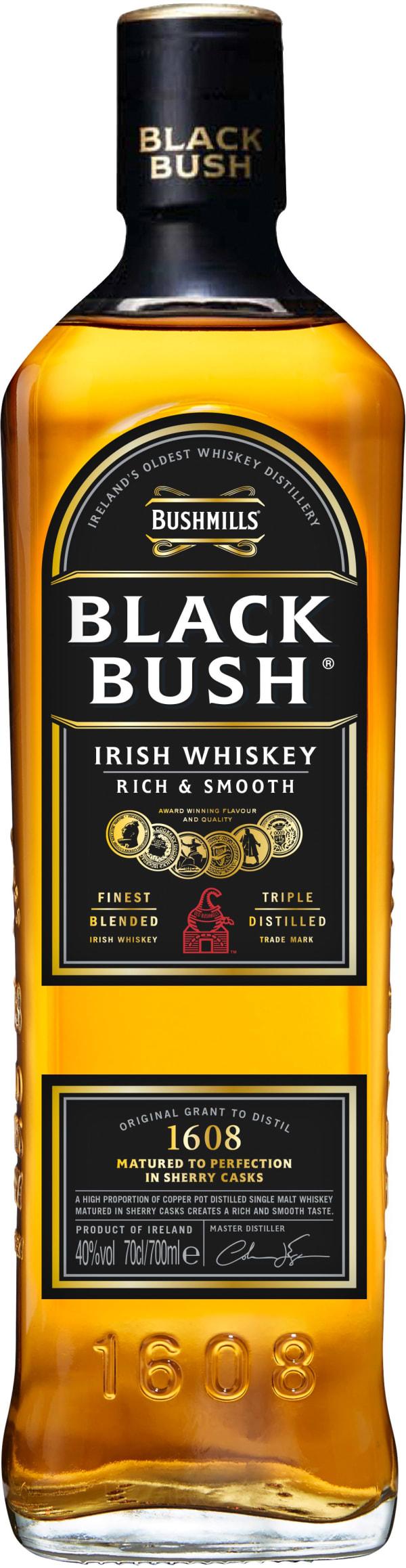Bushmills Black Bush presentförpackning