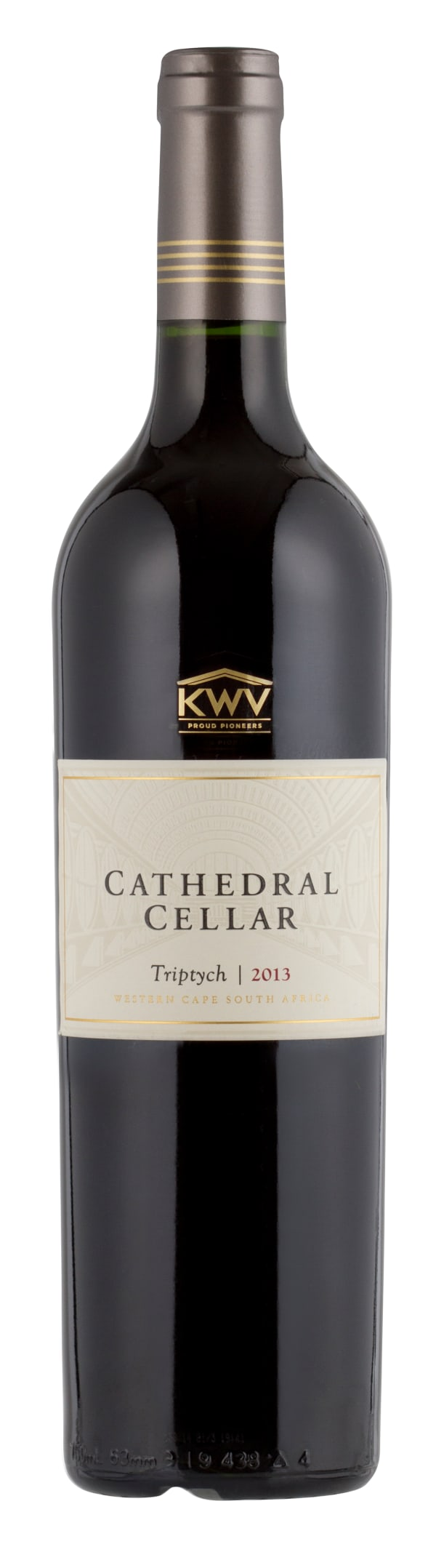 Cathedral Cellar Triptych 2013