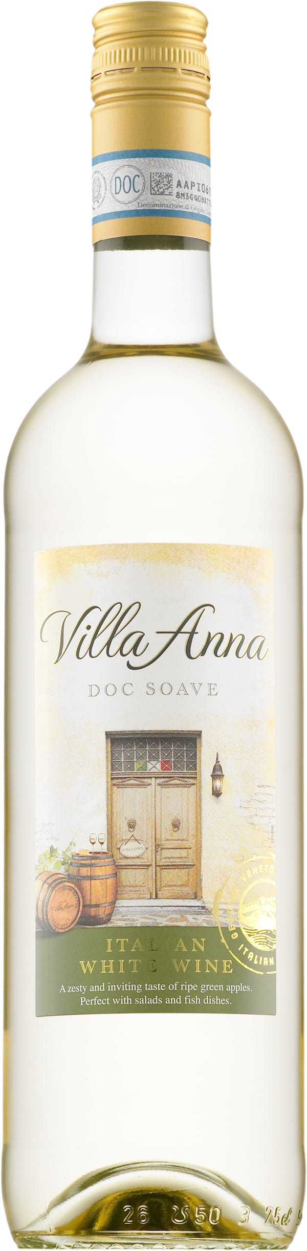 Villa Anna Soave 2017