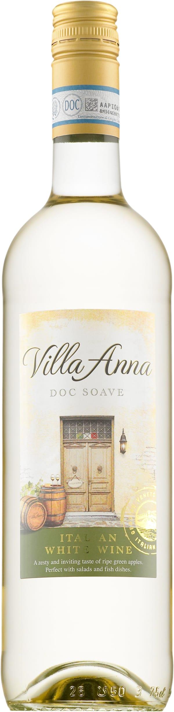 Villa Anna Soave 2018