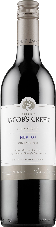 Jacob's Creek Merlot 2017