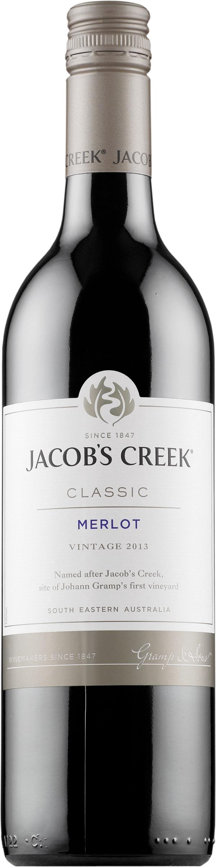 Jacob's Creek Merlot 2018