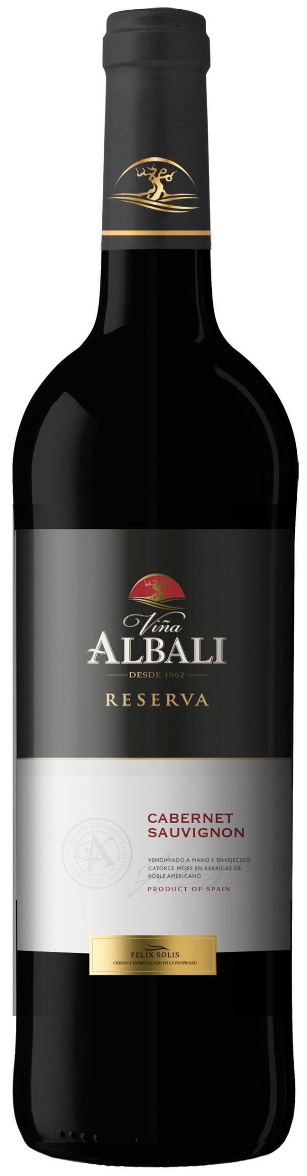 Viña Albali Cabernet Sauvignon Reserva 2012
