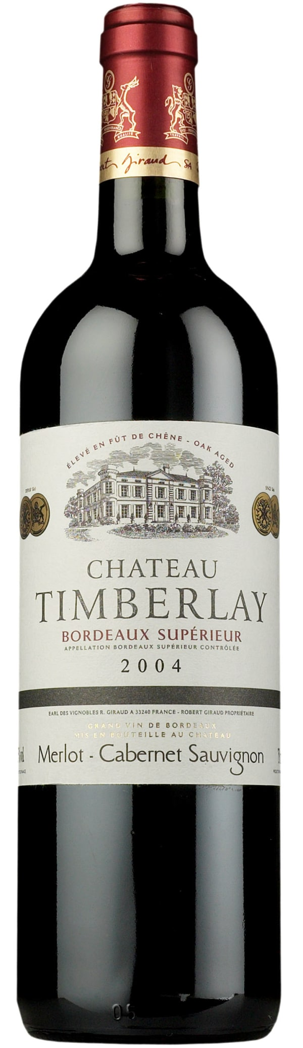 Château Timberlay 2018
