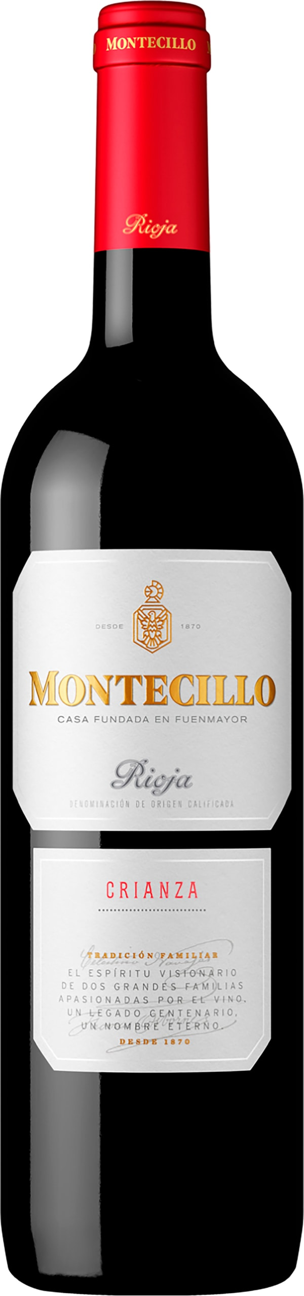 Montecillo Crianza 2015