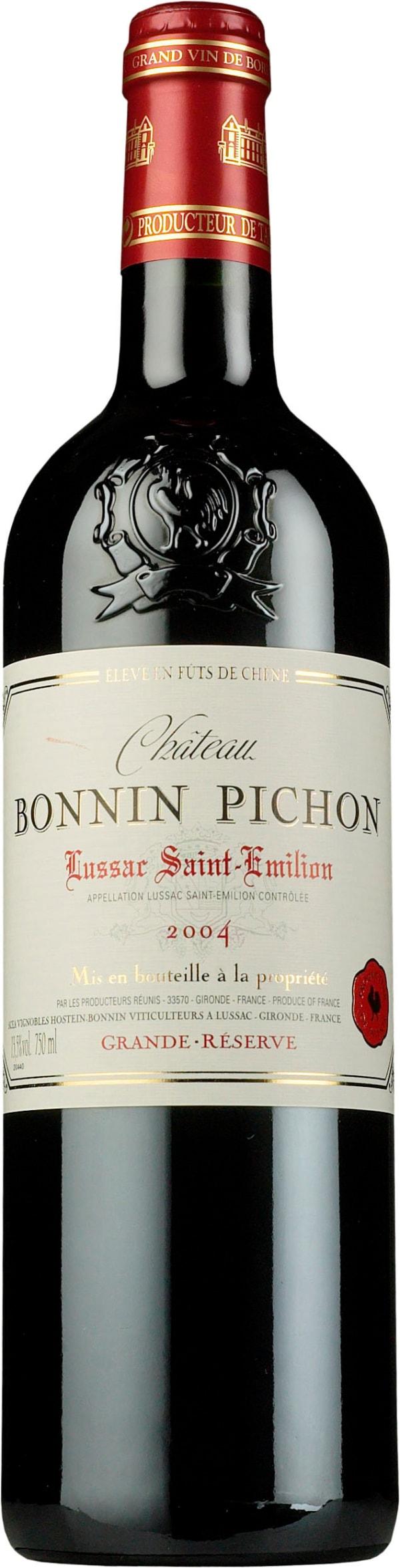 Château Bonnin Pichon 2018