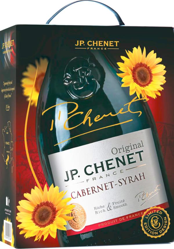 JP. Chenet Cabernet Syrah 2018 bag-in-box