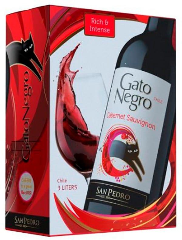 Gato Negro Cabernet Sauvignon 2020 lådvin