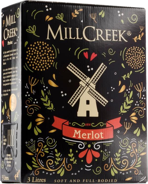 Millcreek Merlot hanapakkaus