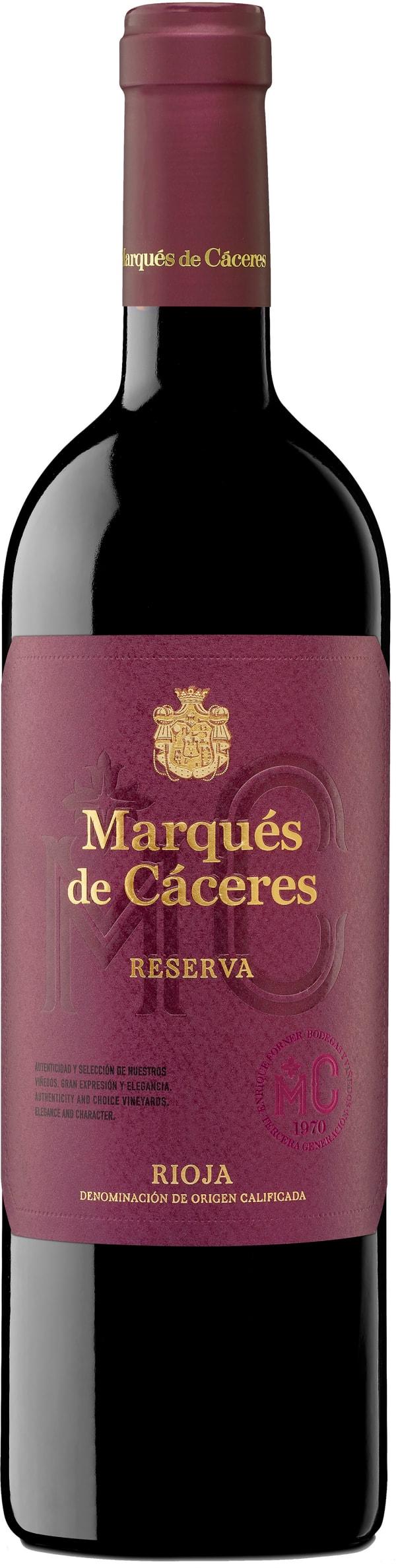 Marqués de Cáceres Reserva 2015