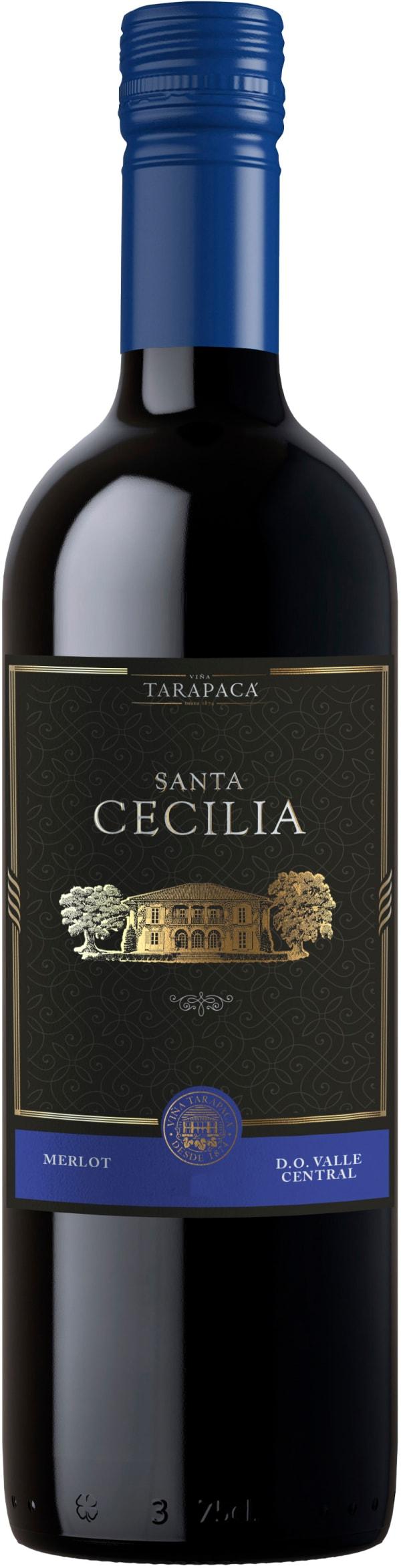 Tarapacá Santa Cecilia Merlot 2019