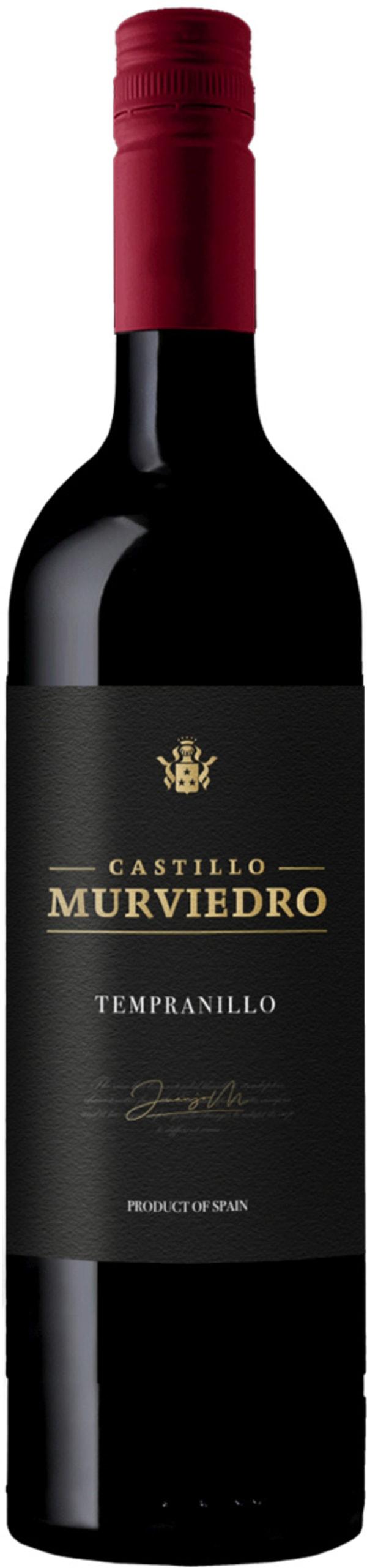 Castillo Murviedro Tempranillo 2018