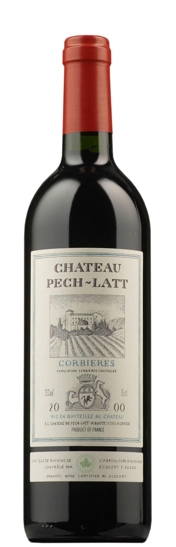 Château Pech-Latt 2019