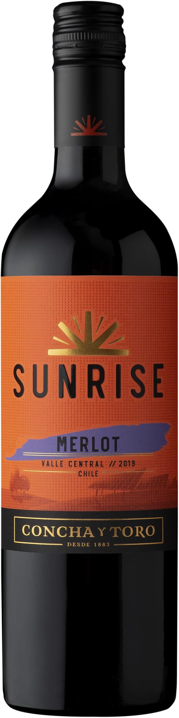 Sunrise Merlot 2019