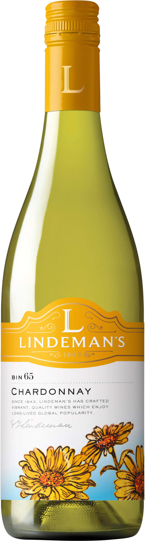 Lindemans Bin 65 Chardonnay 2018