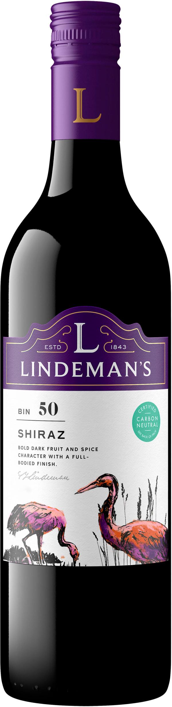 Lindeman's Bin 50 Shiraz 2019