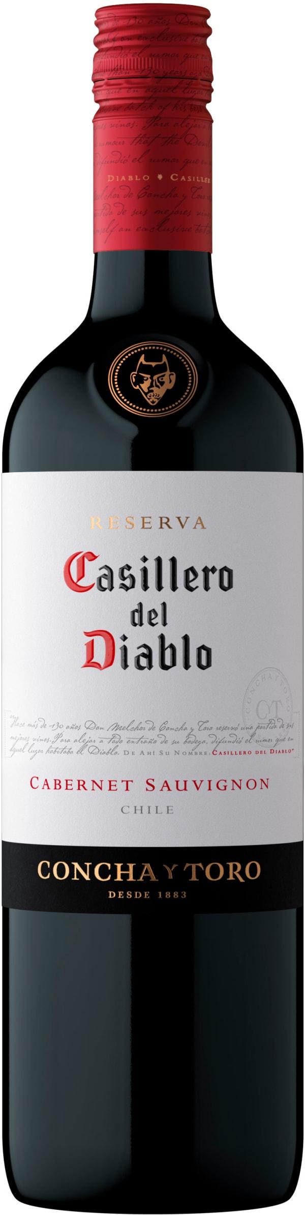Casillero del Diablo Cabernet Sauvignon Reserva 2018