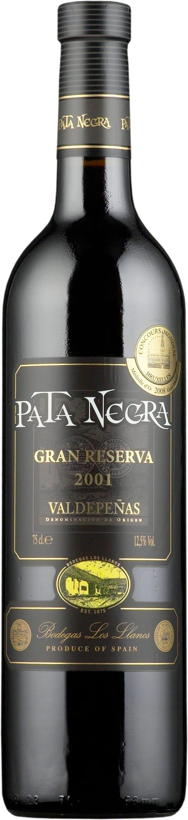 Pata Negra Gran Reserva 2008