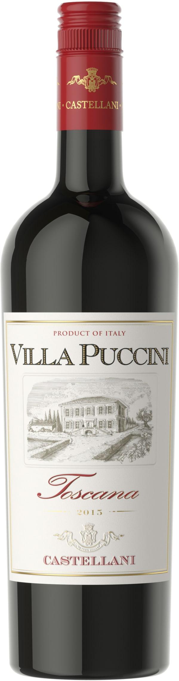 Villa Puccini Toscana 2015