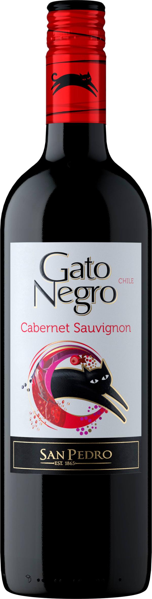 Gato Negro Cabernet Sauvignon 2018