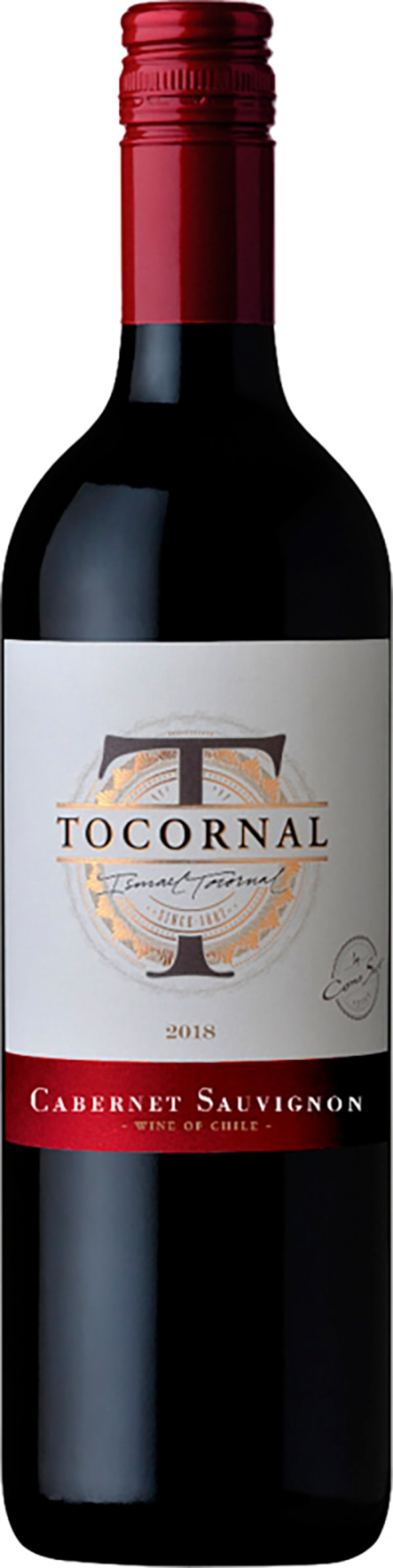 Cono Sur Tocornal Cabernet Sauvignon 2018