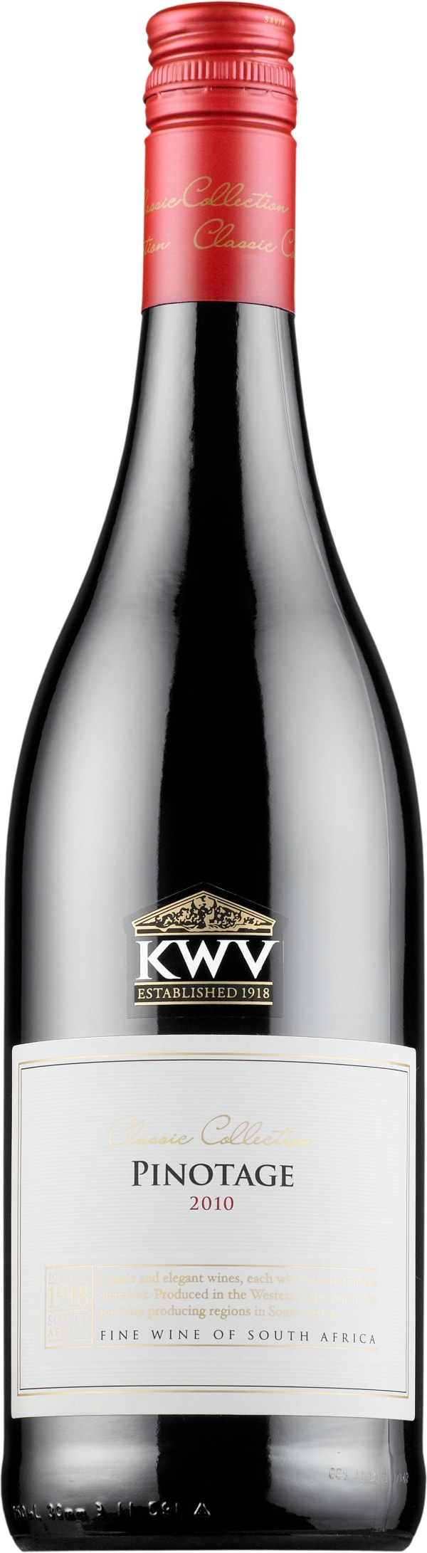 KWV Classic Collection Pinotage 2018