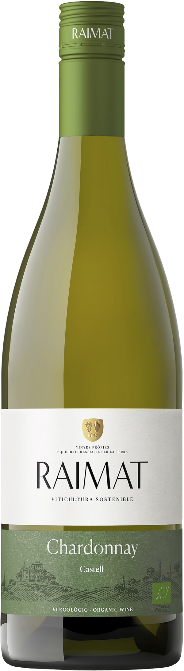 Raimat Castell Chardonnay Organic 2018