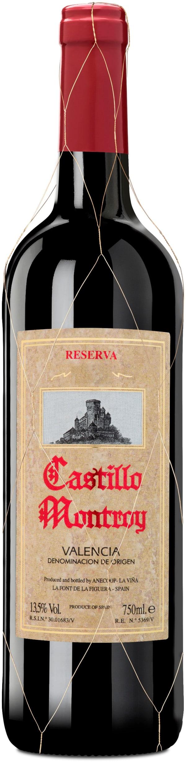 Castillo Montroy Reserva 2015