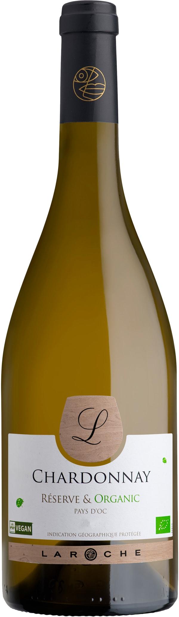 Laroche Réserve & Organic Chardonnay L 2018