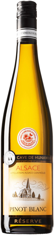 Hunawihr Pinot Blanc Klevner Réserve 2019