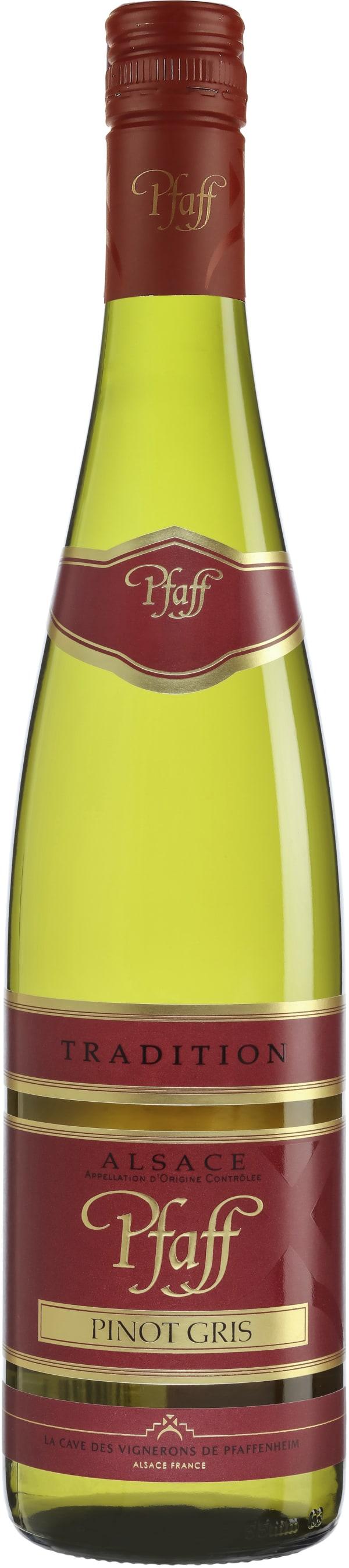Pfaff Pinot Gris 2020