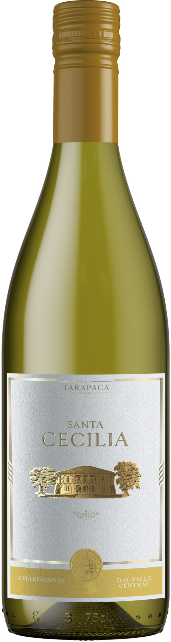 Tarapacá Santa Cecilia Chardonnay 2020