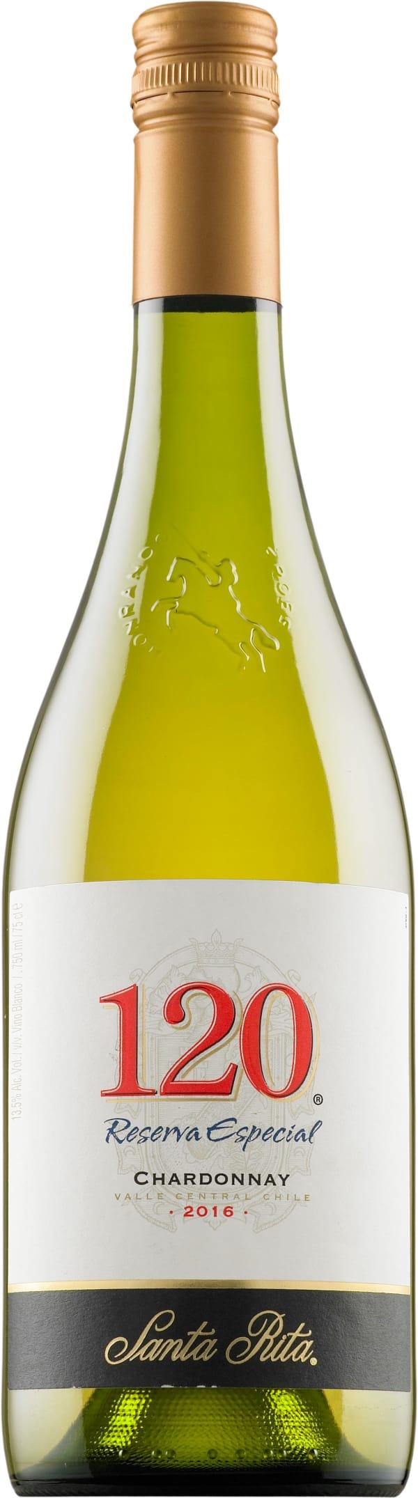 Santa Rita 120 Chardonnay 2018
