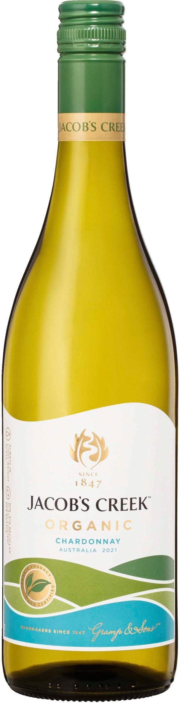 Jacob's Creek Organic Chardonnay 2017
