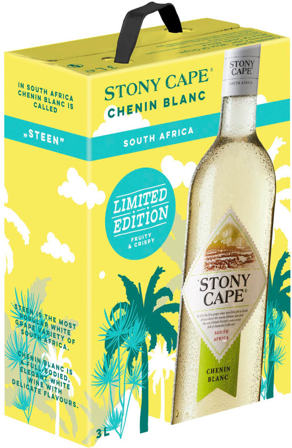 Stony Cape Chenin Blanc bag-in-box