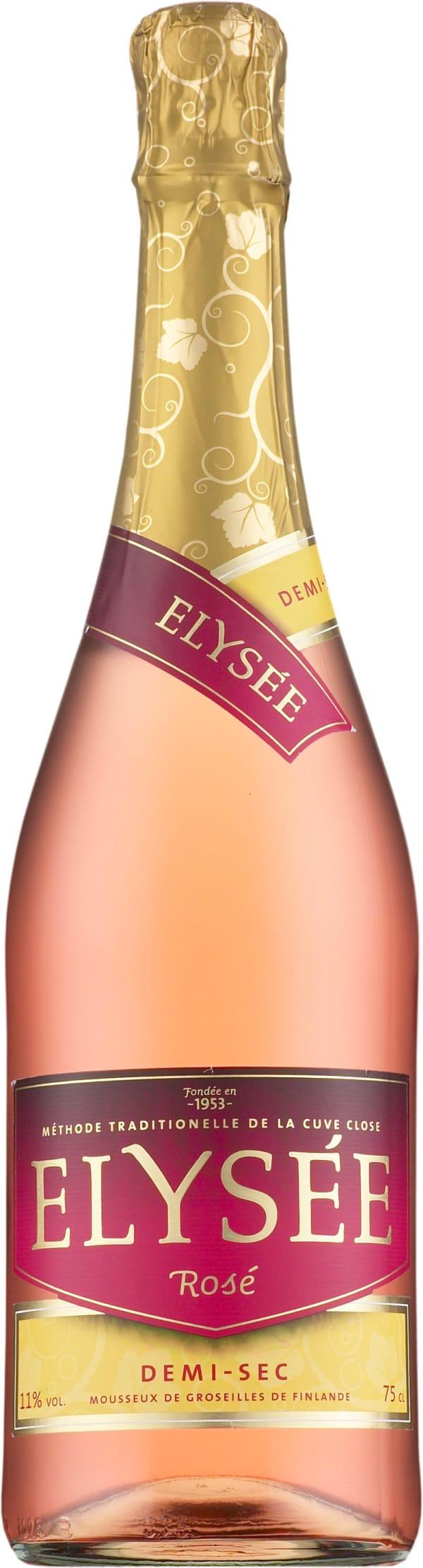 Elysée Rosé Demi-Sec