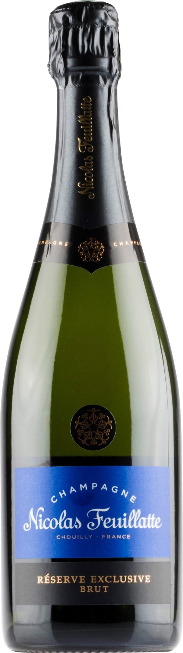 Nicolas Feuillatte Réserve Exclusive Champagne Brut presentförpackning