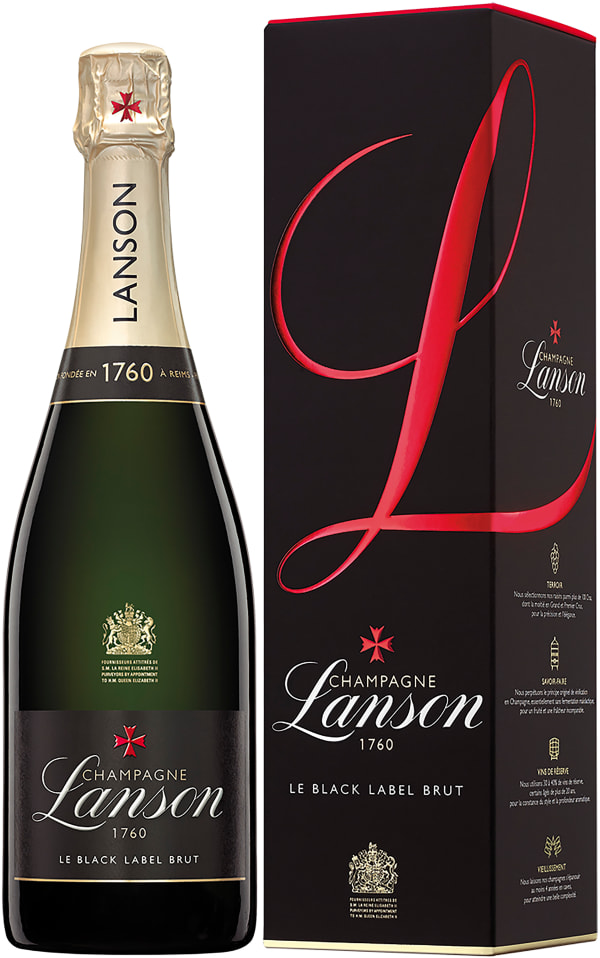 Lanson Le Black Label Champagne Brut