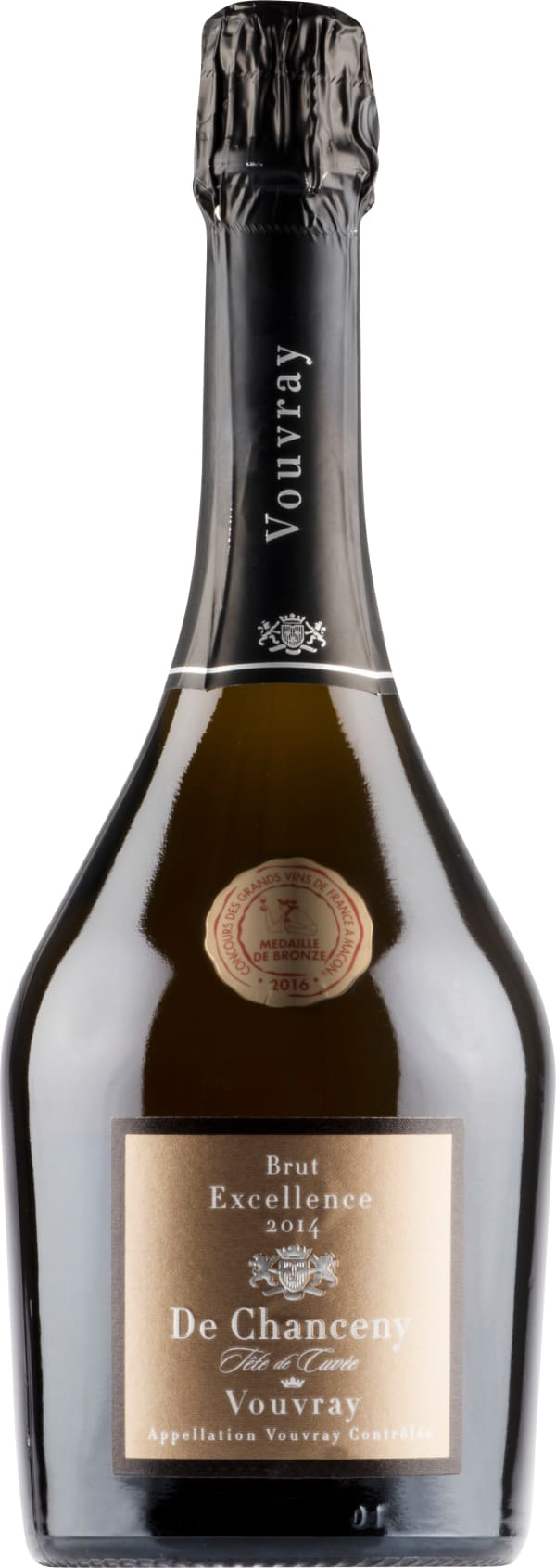 De Chanceny Excellence Vouvray Brut 2017