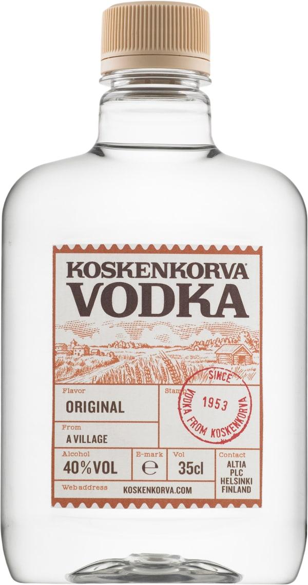 Koskenkorva Vodka 40 % plastflaska