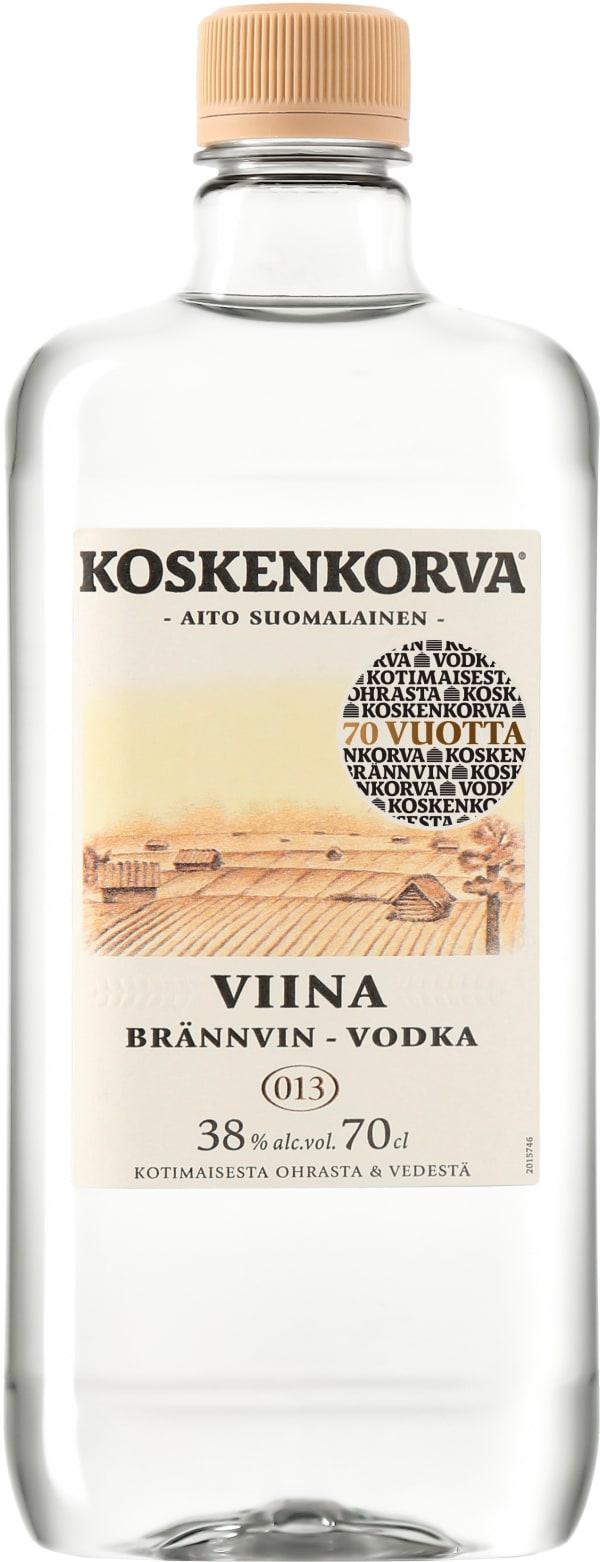 Koskenkorva Viina plastic bottle