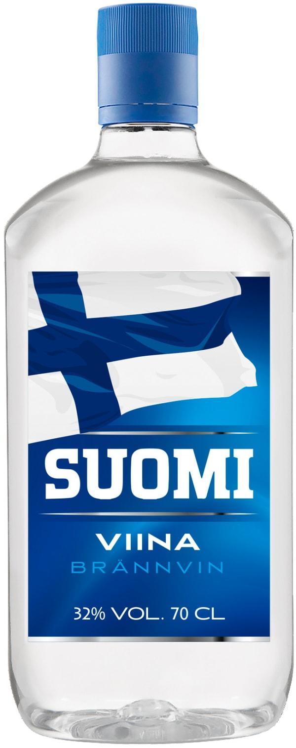 Suomi Viina muovipullo