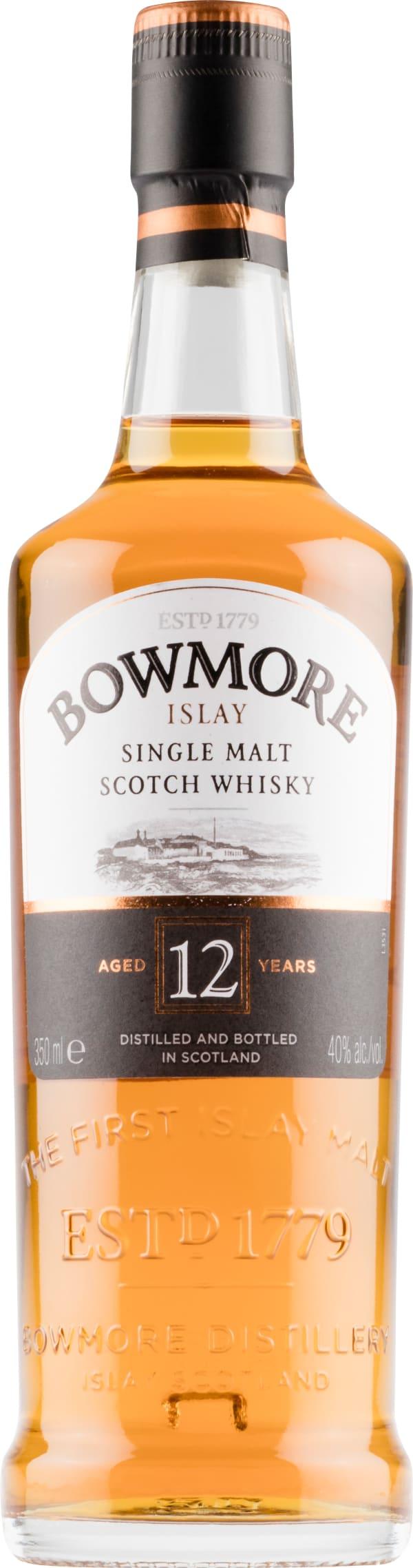 Bowmore 12 Year Old Single Malt